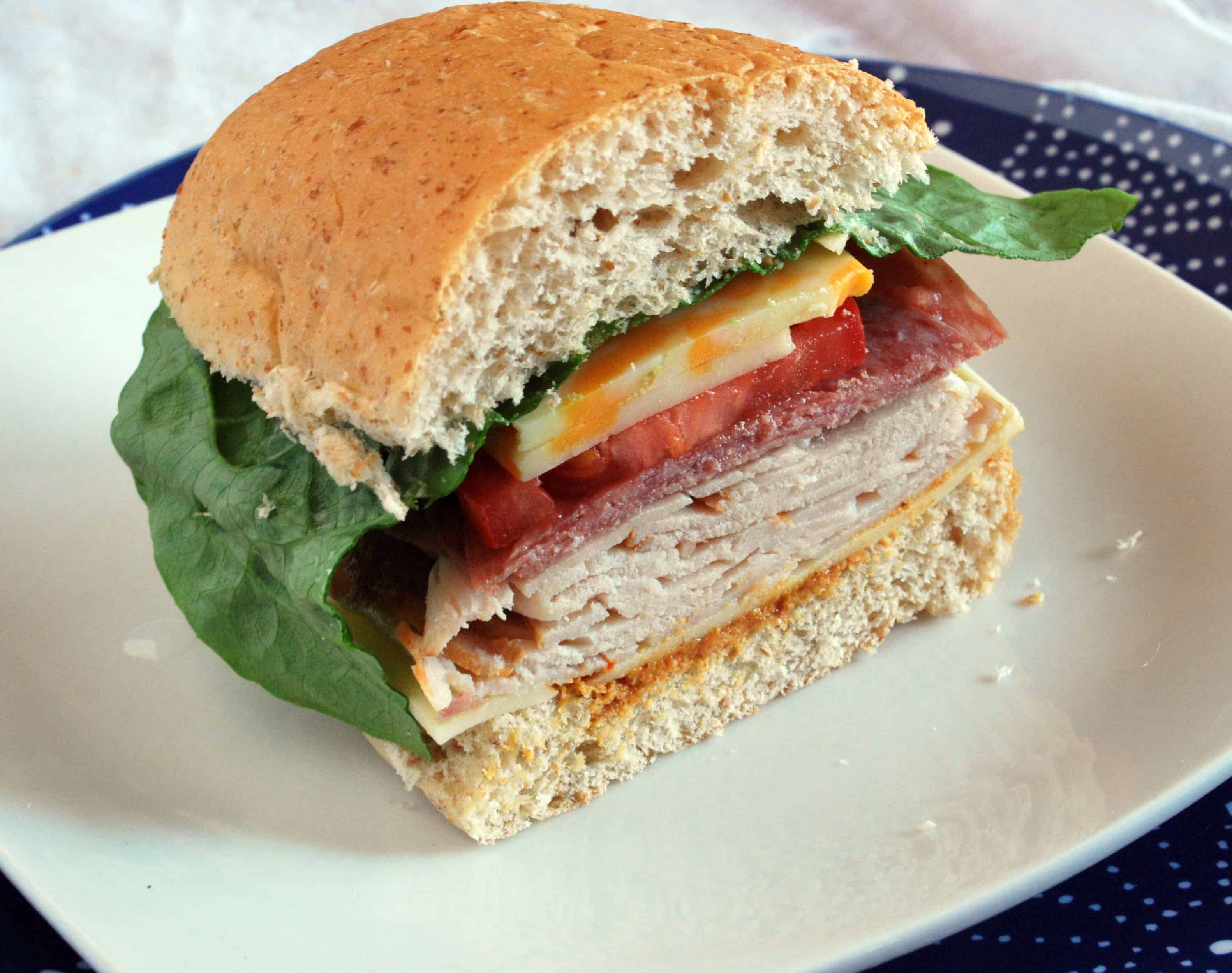 Ultimate Turkey Sandwich