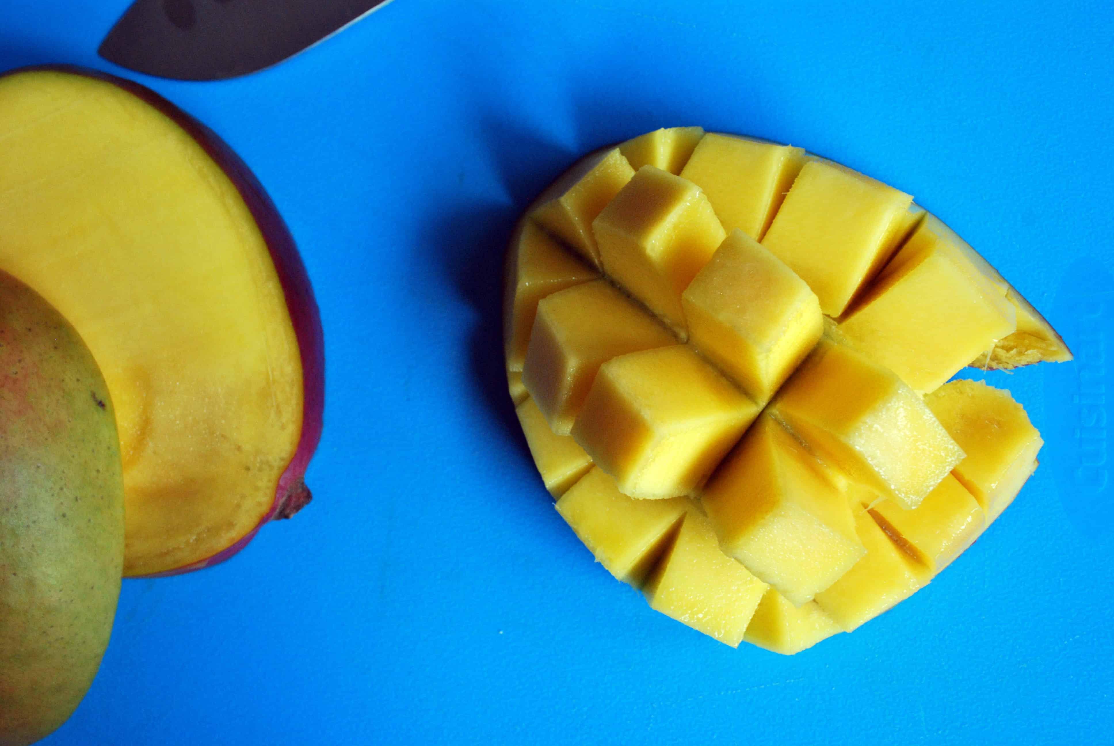 Mango Cubes