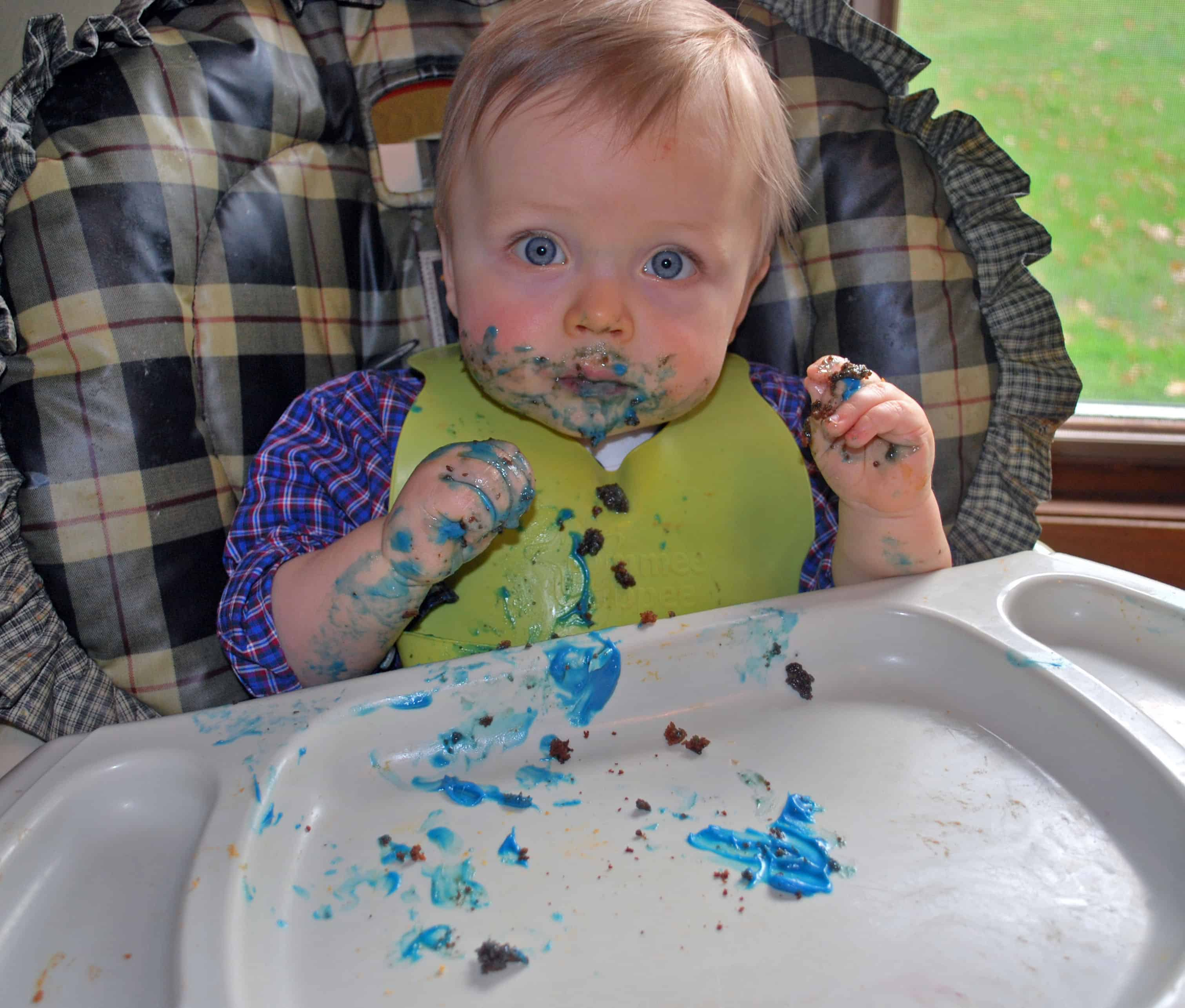 Cupcake Mess