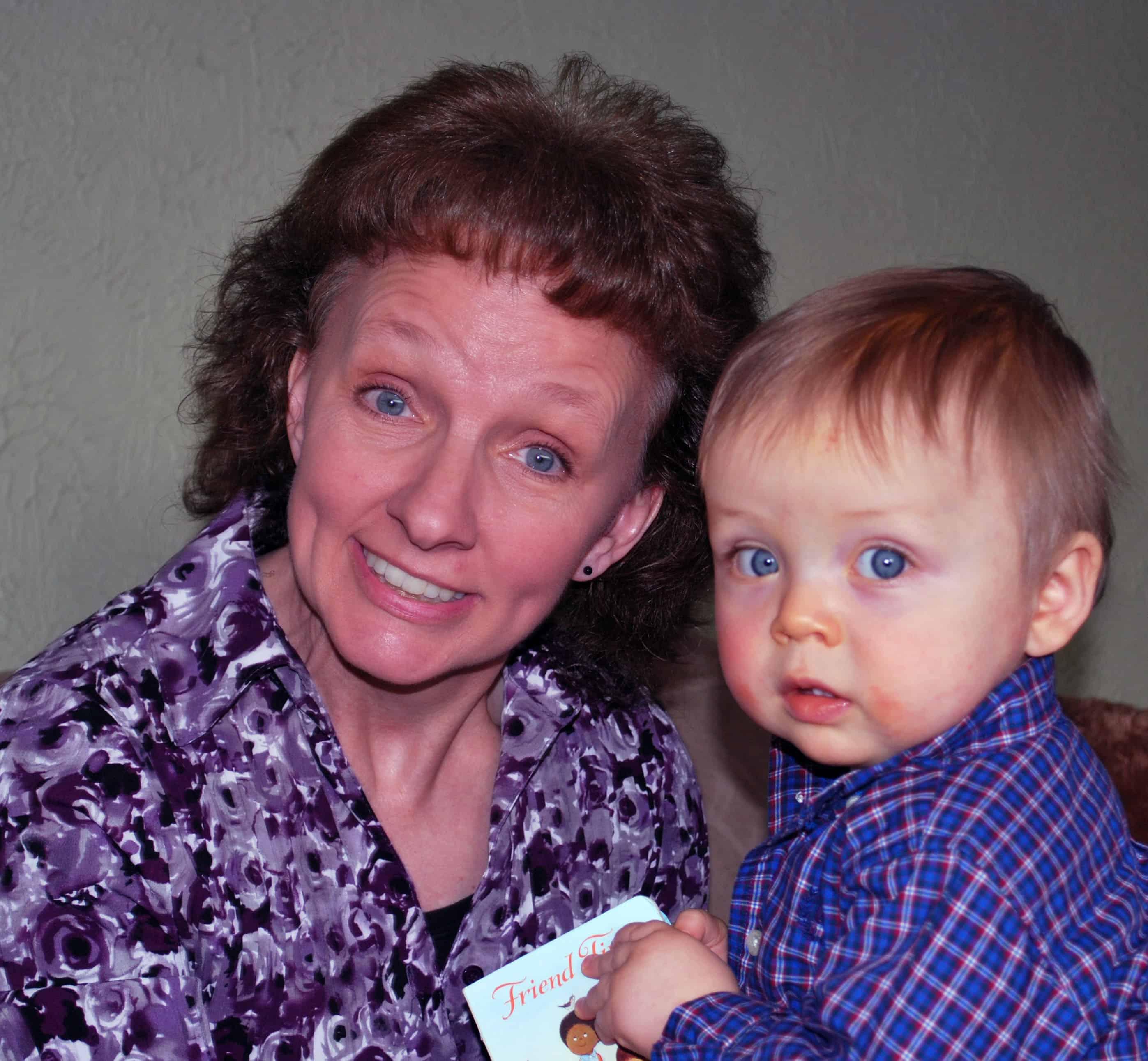 Casper and Grandma