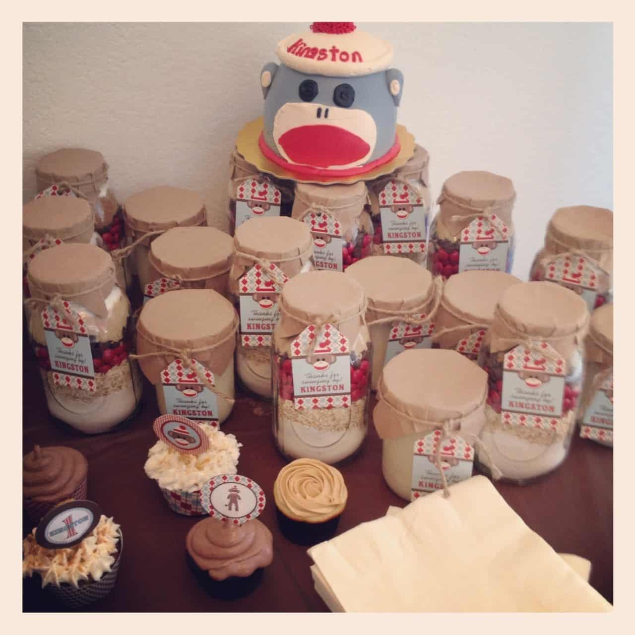 Monkey jars