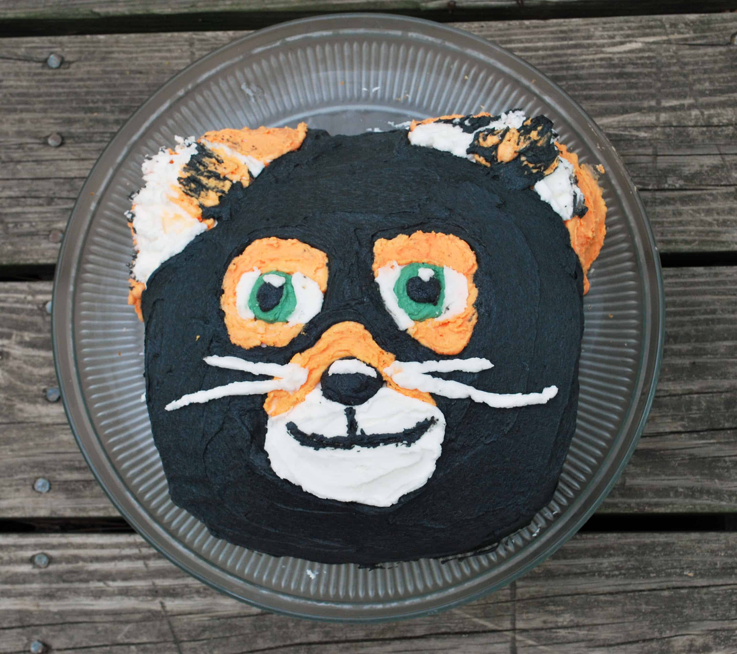 Fantastic Mr. Fox Cake