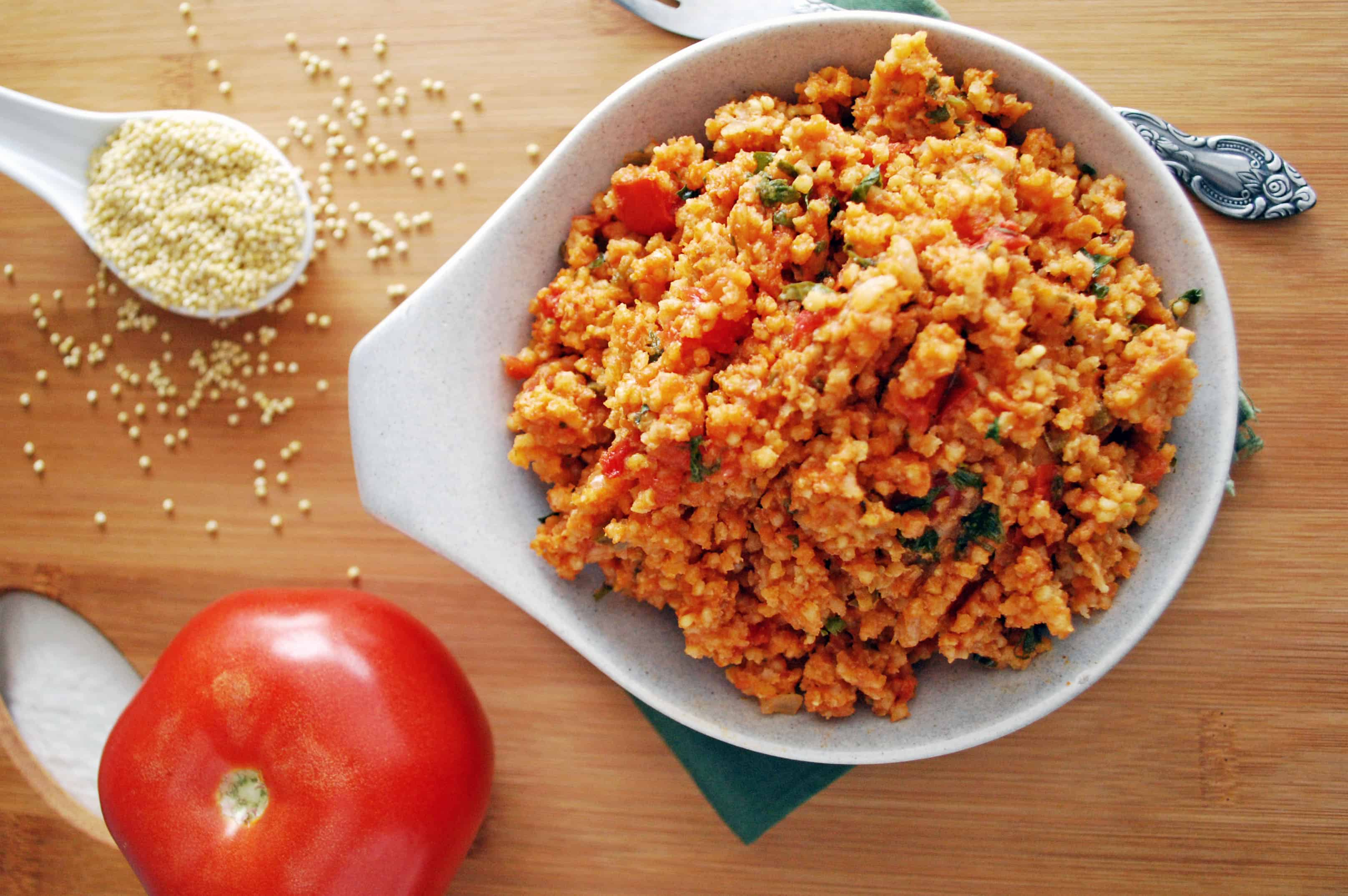 Mexican Millet