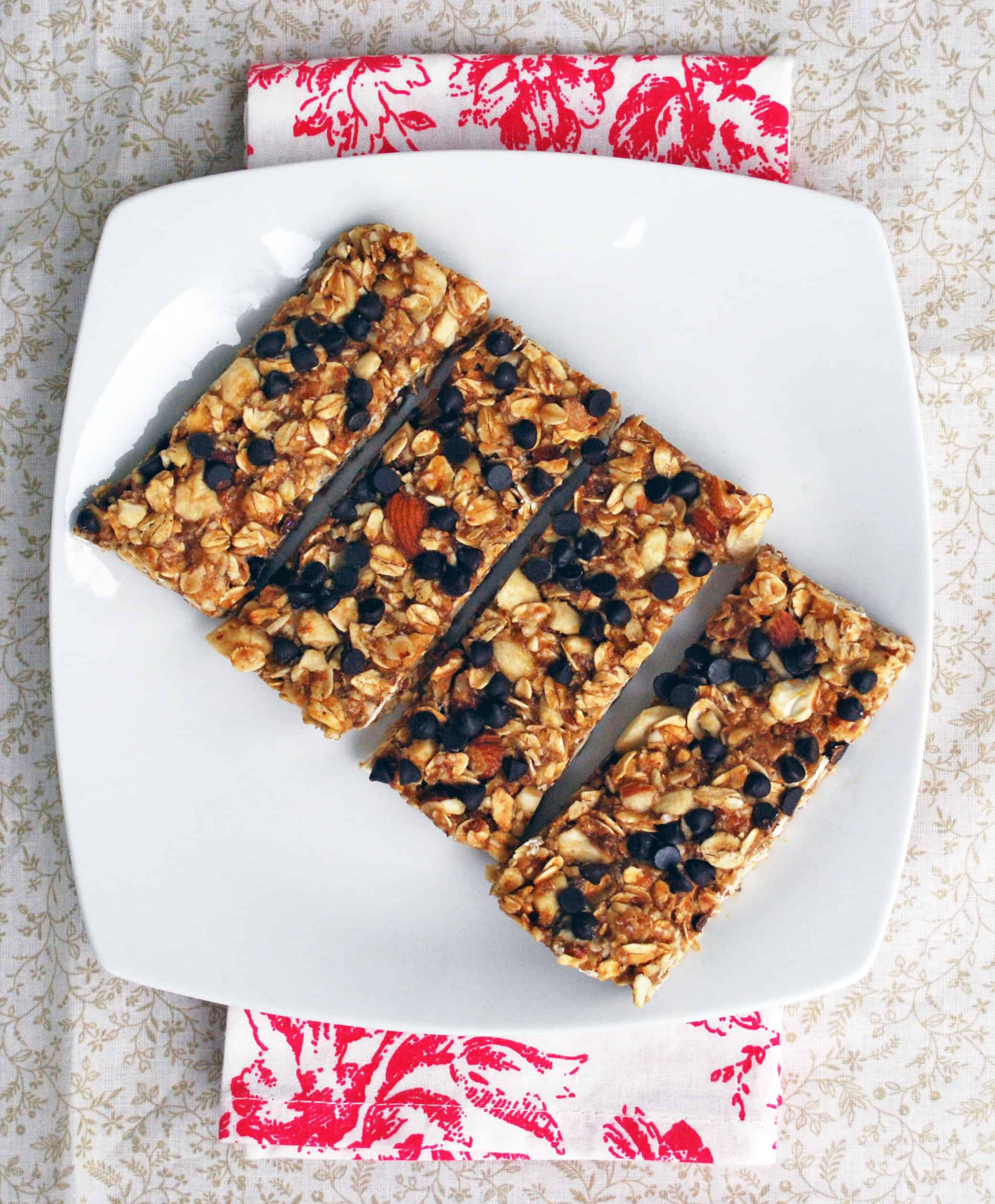 Nutty Vegan Granola Bar