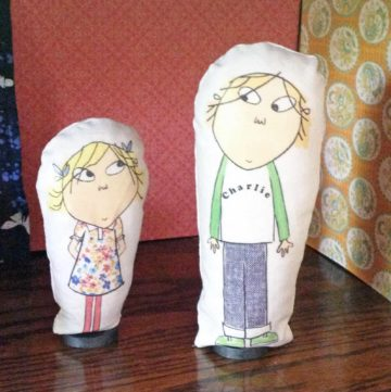 Charlie and Lola Birthday Party
