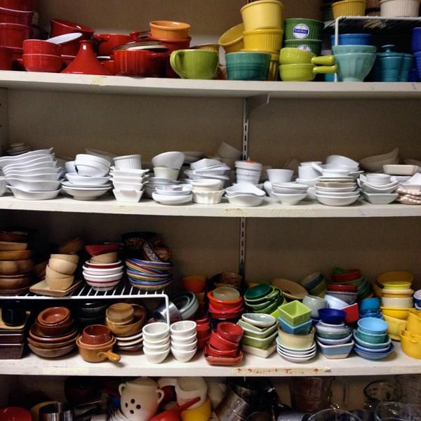 Colorful little bowls