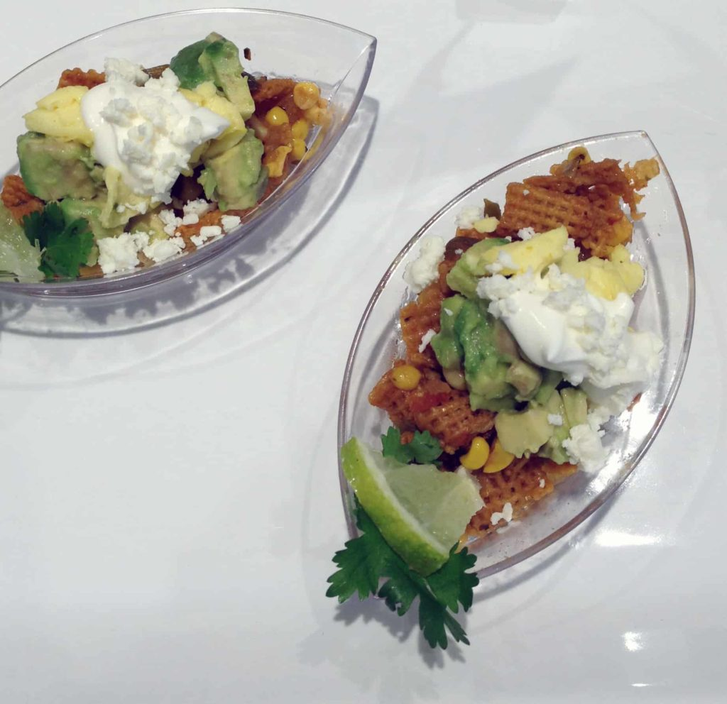 Chex Chilaquiles