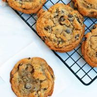 Easier New York Times Chocolate Chip Cookie Recipe