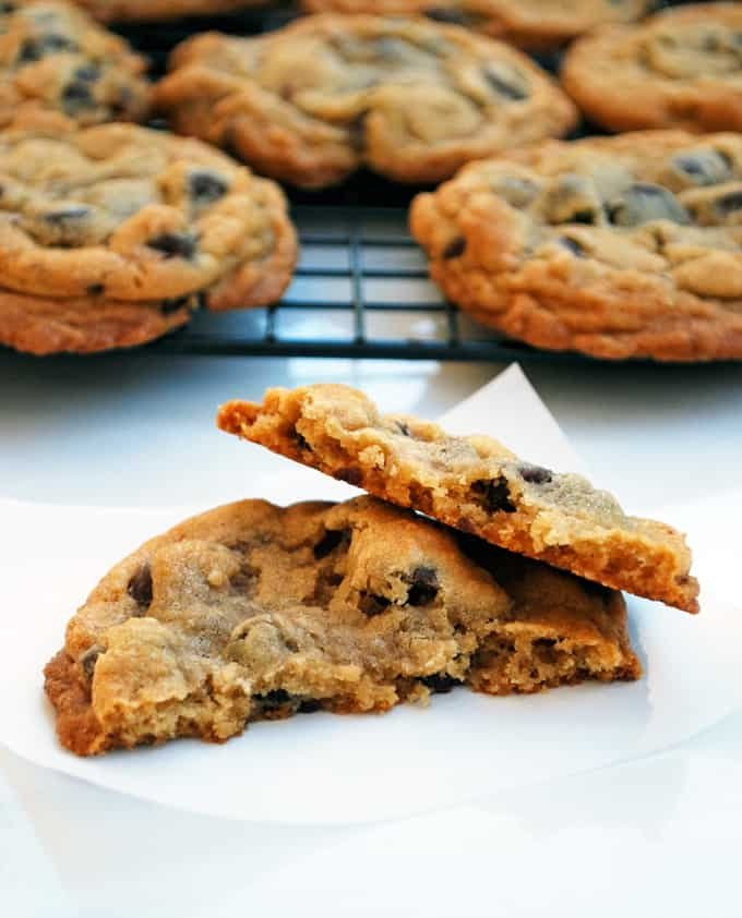 The New York Times chocolate chip cookie recipe made a little easier, and a break down as to why there are so many ways to make a chocolate chip cookie!