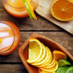 Ladies' Night Rum Punch // The Live-In Kitchen #GalentinesDayParty