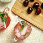 Cherry Mojitos - So bright and refreshing! #WalmartProduce