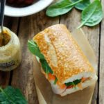 The Best Veggie Sandwich - Simple, healthy ingredients make this super flavorful vegetarian sandwich! Full recipe at theliveinkitchen.com