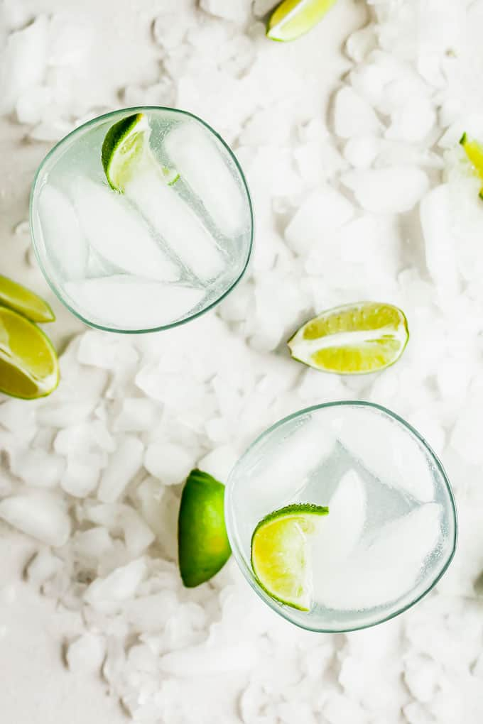 Gin and Tonic | #gin #tonic #cocktail #lime