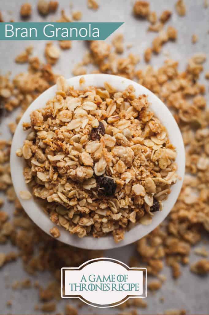 bran granola