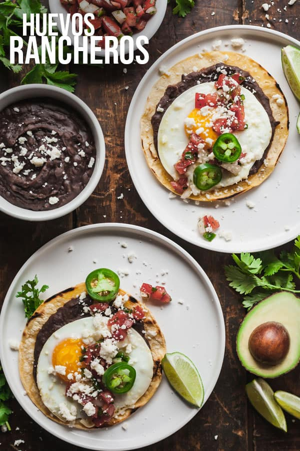 pinterest image for huevos rancheros