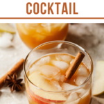 apple cider cocktails