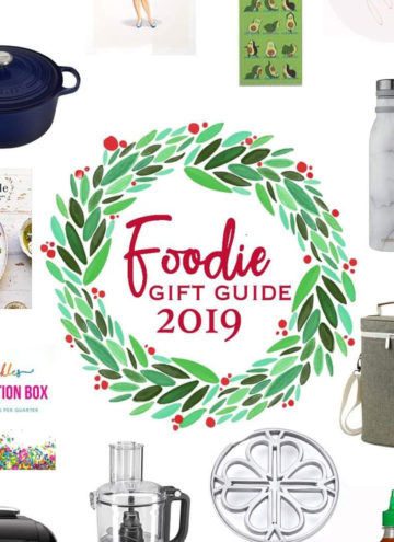 foodie gift guide 2019