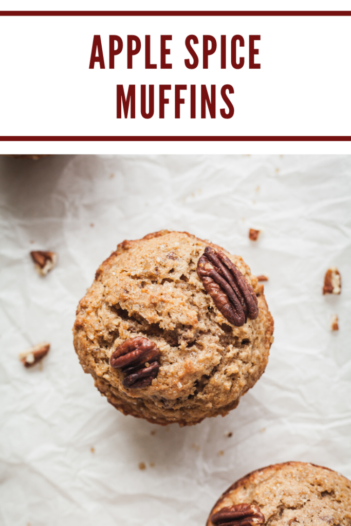 easy apple muffin