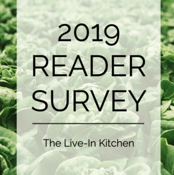 2019 reader survey