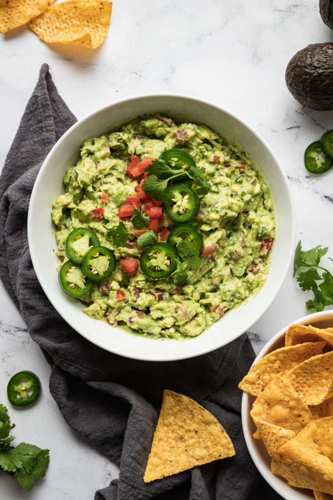 Healthy Guacamole Stays Green The Live In Kitchen