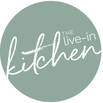 logo for the live-in kitchen