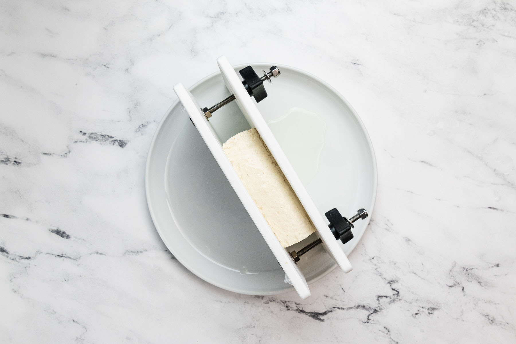 image of a tofu press
