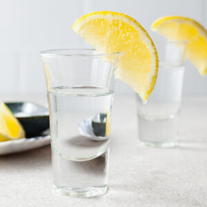 featured image of lemon drop shots